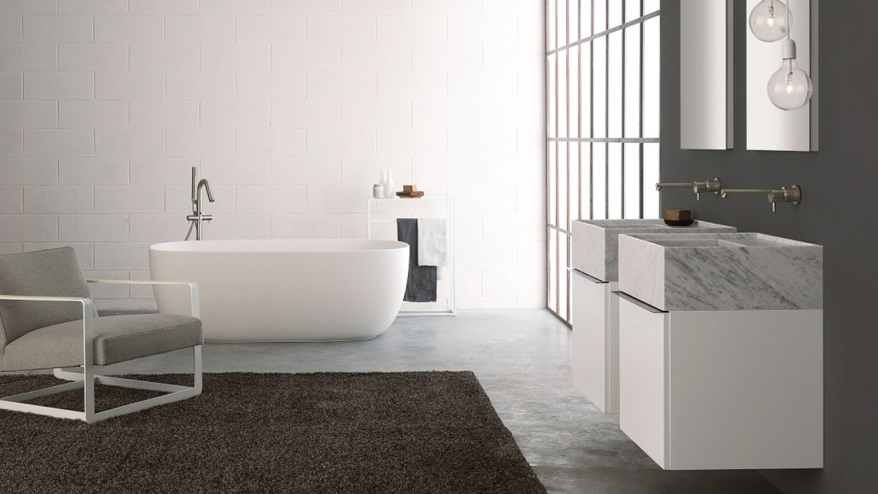 Ambiente bagno by Toscoquattro